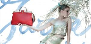 FURLA AND I: campagna pubblicitaria Furla 2012 - soggetto Borsa PIPER
