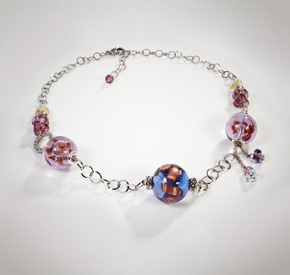 seleziona per genuino buono sconto stile attraente Gioielli Antica Murrina collezione Duna Glass 2012 - Which ...
