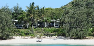 Lizard Island Resort: Anchor Bay Suite Exterior