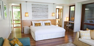 Lizard Island Resort: Anchor Bay Suite Interior