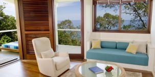 Lizard Island Resort: Sunset Point Villa Interior
