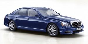 Maybach: nuova linea di berline e limousine