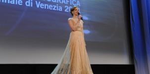 Venezia 2011: Jessica Chastain consegna ad Al Pacino il Jaeger-Le Coultre Glory Award