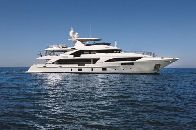 yacht Benetti Petrus