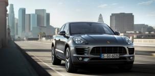 Mancan S Diesel by Porsche
